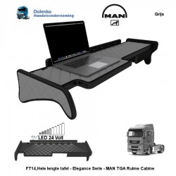 Full Lenght Table MAN TGX -...