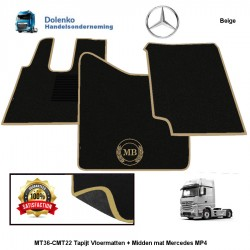 MERCEDES ACTROS MP 4 TAPIJT...