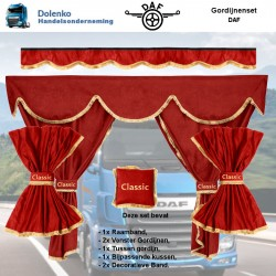 COMPLETE CURTAIN SETS DAF...