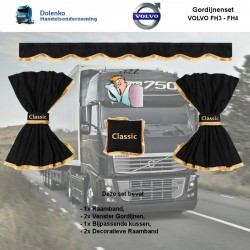 WINDOW CURTAIN SETS VOLVO...