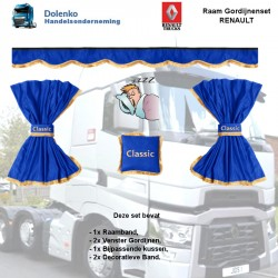 WINDOW CURTAIN SETS RENAULT...