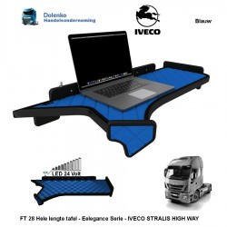 FULL WIDTH TABLE IVECO...