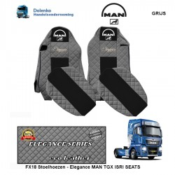 ECO LEDER Seat covers -...