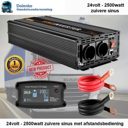 New model Inverter 24v AC /...