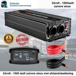 New model (24v) Inverter...