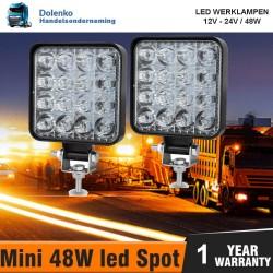 LED WORKING LIGHT 12v-24v -...