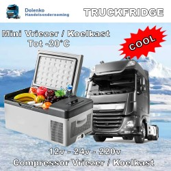 Truck Fridge mini Vriezer /...