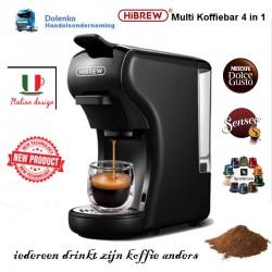 HIBREW Multi Koffiebar 4 in...